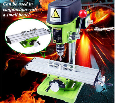 Mini Miniature Precision Multifunction Milling Machine Lathe Cross Sliding Table • 29.12£