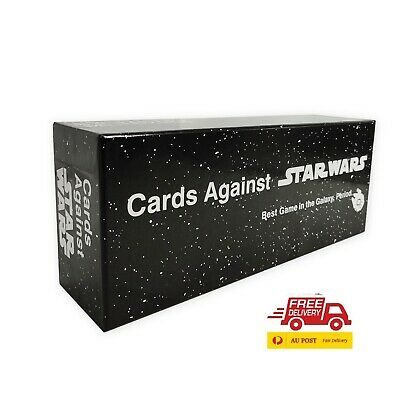 AU28.99 • Buy Cards Against STAR WARS/Cards Against Humanity *STAR WARS Edition* AUS STOCK