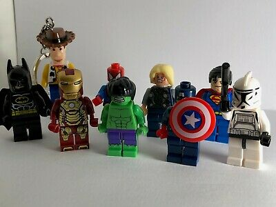 £3.19 • Buy Marvel DC Star Wars Toy Story Mini Figures Fit's Lego Children's Toys Games Fun