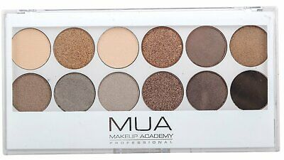 £2.99 • Buy Mua Undress Me Too Eyeshadow Palette 12 Cool Shades New & Sealed £2.99 Free Post