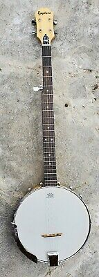 $ CDN469.87 • Buy Epiphone 5 String Banjo With Bag Excellent Condition!
