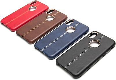 Vorson IPhone Case, PU Leather Slim Fit Phone Cover Faux Leather Case IPhone  • 5.99£