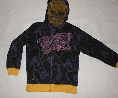 Christian Audigier Kids By Ed Hardy Hoody  5-6yr • 19.99£