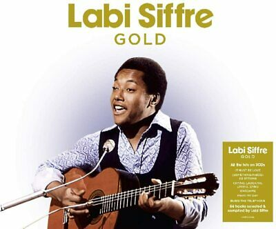 Gold [Audio CD] Labi Siffre New Sealed • 5.29£