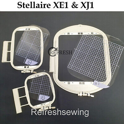 Brand New Genuine Brother Stellaire XJ1 / XE1 Embroidery Machine Hoop / Frames  • 62.99£