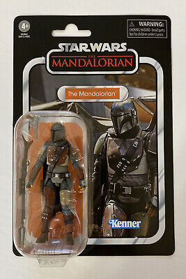 $ CDN34.99 • Buy Star Wars The Vintage Collection The Mandalorian VC166 IN HAND
