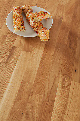 Oak Wooden Worktops - Solid Wood Timber Work Surfaces, In All Popular Sizes • 20£