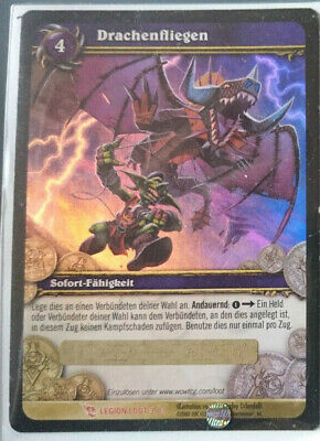 WoW Loot Card - Drachenfliegen / Kiting  • 89.95£