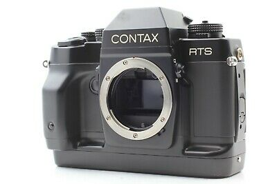 $ CDN211.78 • Buy 【As-Is】Contax RTS III SLR Film Camera Body Only From JAPAN #601A