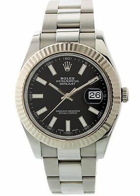 $ CDN12667.29 • Buy Rolex Oyster Perpetual Datejust II 116334 Mens Watch