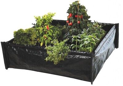 Raised Flower Bed Garden Raised Vegetable Patch Large Planter • 9.99£