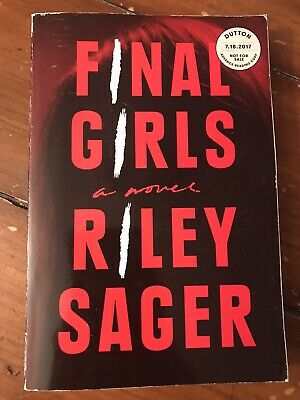 $49.99 • Buy Final Girls By Riley Sager ARC Advance Uncorrected Proof Serial Killer Horror