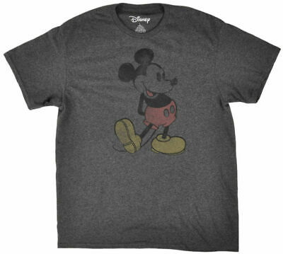 $11.99 • Buy Disney Steamboat Mickey Mouse Distressed Retro Men's T Shirt