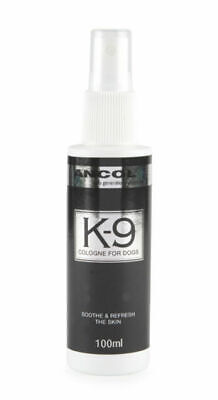 Ancol Dog Cologne K9 Deodorant Spray 100ml • 6.89£