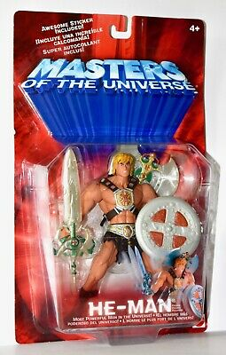 $32.88 • Buy Masters Of The Universe: He-Man Action Figure 2001 Mattel NEW