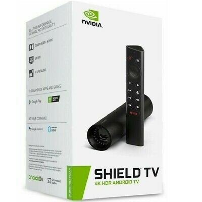 AU265 • Buy NVIDIA SHIELD TV (2019) 4K DOLBY HDR Remote Streaming Media Player