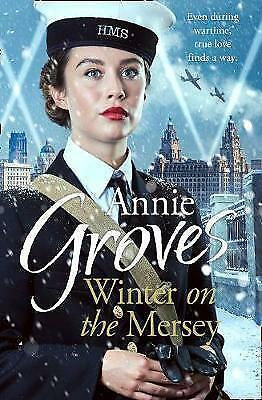 Annie Groves - Winter On The Mersey  *NEW* + FREE P&P • 4.49£