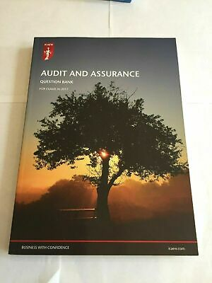 ICAEW Assurance Study Manual 2016 By ICAEW Book - Great Condition • 15£