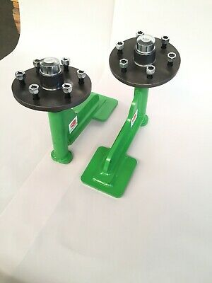 AU660 • Buy   Shipping Container Wheels (pair) With Lancruiser Hub