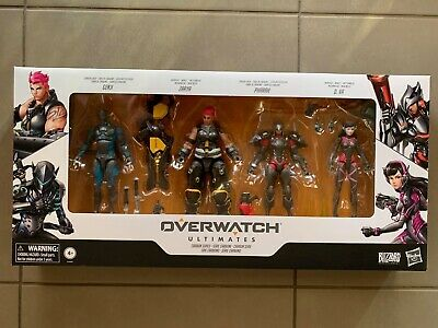 AU80 • Buy Overwatch Ultimates Carbon Series Action Figures