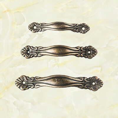 AU3.99 • Buy 1Pc Antique Furniture Cabinet Handles Drawer Door Knobs Jewelry Box Pulls Decor