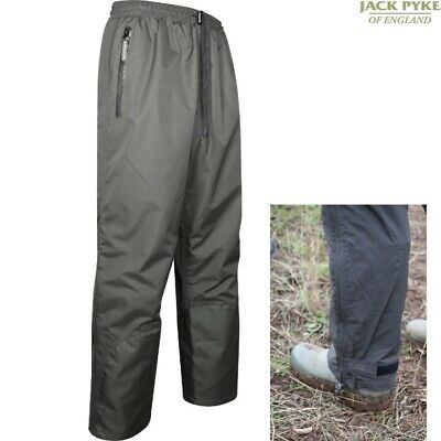 Jack Pyke Technical Featherlite Waterproof Trousers Mens S-3xl Olive Hunting  • 44.95£