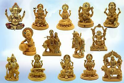 Hindu God Statue Idol Home Temple Decor Gift Item • 23£