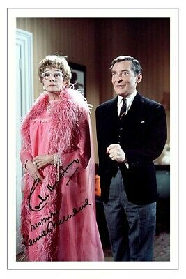 £1.89 • Buy CHARLES HAWTREY & KENNETH WILLIAMS Signed PHOTO Signature Print CARRY ON