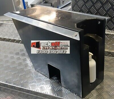 AU199 • Buy Ute Water Tank 30L H/Duty Poly Under Tray Universal Left / Right Includes Mounts