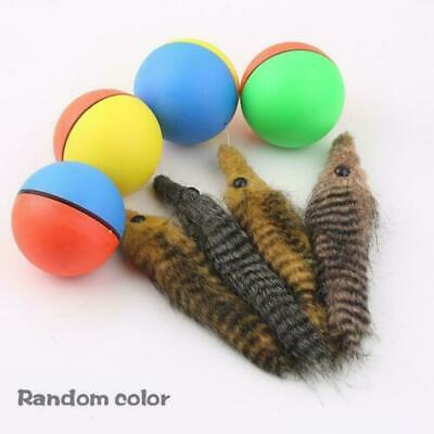 AU15.55 • Buy 1x Pet Dog Cat Weasel Jumping Moving Rolling Pet Ball Toy Funny Activation Ball
