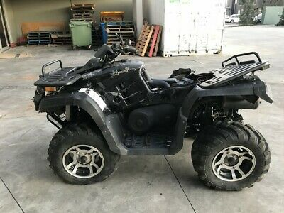 AU3300 • Buy Atomic 4x4 500cc 4 Wheeler 153kms Clear  Project Make An Offer