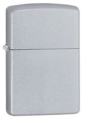 $14.83 • Buy Zippo Classic Satin Chrome Windproof Pocket Lighter, 205