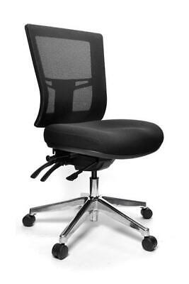 AU445 • Buy NEW Buro Metro II 24/7 Task Chair With Polished Aluminium Base