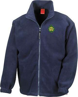 Argyll And Sutherland Highlanders - Army - Embroidered Fleece Jacket • 29.99£