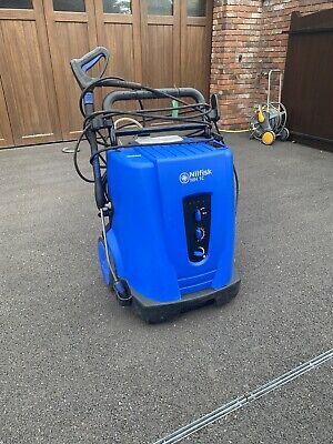 Nilfisk MH 1C Commercial HOT WATER PRESSURE WASHER • 1,350£