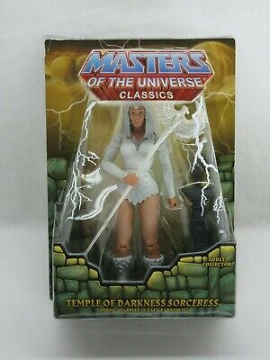 $115 • Buy Motuc,temple Of Darkness Sorceress,masters Of Universe,classics,he-man,moc