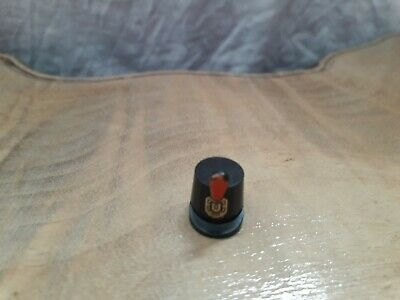 Lego Minifig Hat Imperial Guard Red Plume Gold Emblem Part No: 2545pb01 Black X1 • 0.99£