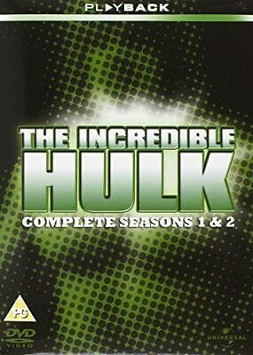 The Incredible Hulk: The Complete First And Second Seasons [DVD] [DVD] • 21.19£