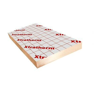 Xtratherm Insulation Boards 100mm 1200x2400 *Sealed Brand New* X12 Kingspan • 420£