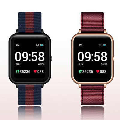 Global Version Lenovo S2 Smart Watch Fitness Tracker Band Calorie Pedometer A0Y1 • 30£