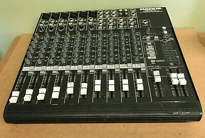 $129.99 • Buy Mackie Micro Series 1402-VLZ PRO 14-Channel Mic/Line Mixer With Power Cord