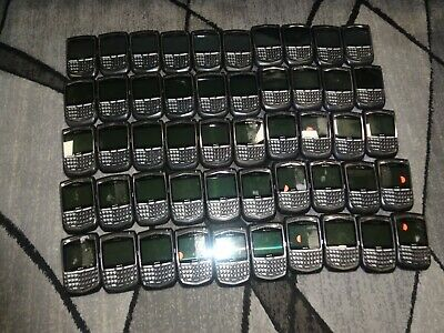 $ CDN197.73 • Buy Lot Of 50 Blackberry Cell Phones - Various Models Vintage 8703e 8700 Sprint VZ
