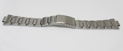 $ CDN97.76 • Buy Seiko Stainless Steel Men's Bracelet With 10 Mm End Links 6139 6138 6105 Rally