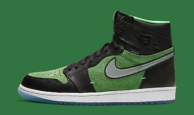 $239.99 • Buy Nike Air Jordan 1 High Zoom Size 10. Rage Green Black. CK6637-002.