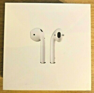 AU199 • Buy Apple AirPods 2nd Generation With Charging Case - White - New