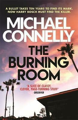 Michael Connelly - The Burning Room *NEW* + FREE P&P • 4.49£