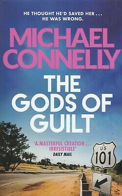 Michael Connelly - The Gods Of Guilt  *NEW* + FREE P&P • 4.49£
