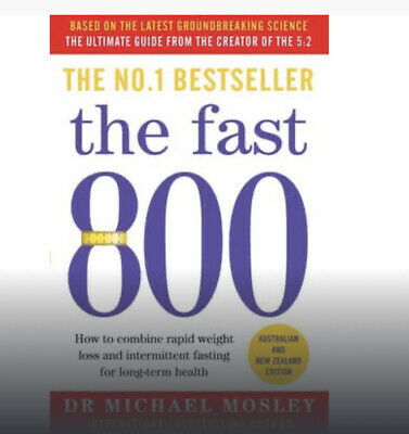 $18.04 • Buy The Fast 800 By Michael Mosley Paperback Book