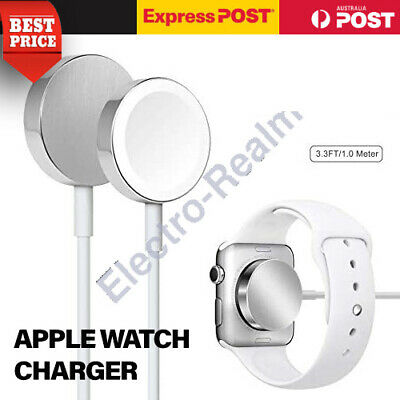 AU19.95 • Buy For Apple Watch Series 6 5/4/3/2 Wireless Charger IWatch Magnetic Charging Dock
