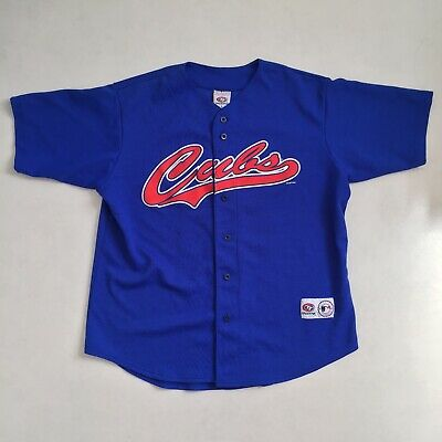 $37.37 • Buy Chicago Cubs Jersey #34 Kenny Wood - Size Large (from 2001)